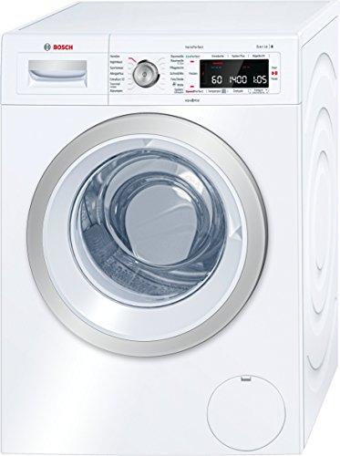 Bosch WAW28570 Serie 8 Waschmaschine Frontlader / A+++ / 196 kWh/Jahr / 1400 UpM / 8 kg / weiß /...