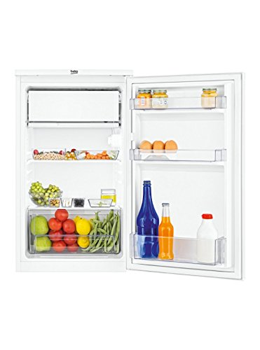 Beko TS190320 Kühlschrank / A+ / 82 cm / 88 l Kühlteil / MinFrost / Gemüseschublade / Automatische Abtauung