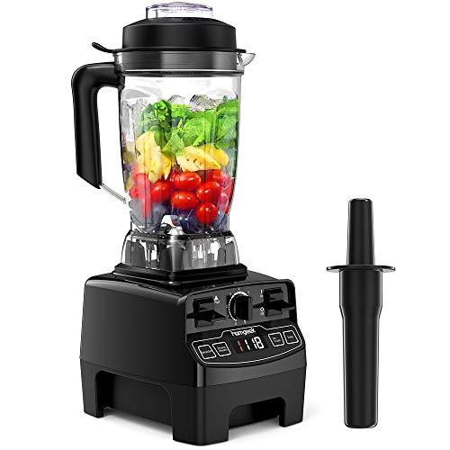Standmixer Smoothie Maker, homgeek 2000W Smoothie Blender, Standmixer Hochleistung, 33,000 U/min, 2L...