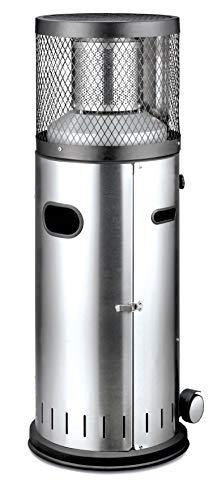 Enders® Terrassenheizer Gas POLO 2.0, Gas-Heizstrahler 5460, Terrassenstrahler mit stufenloser Regulierung,...