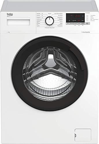 Beko WML71434NPS1 Waschmaschine/ Multifunktionsdisplay mit Startzeitvorwahl 0-19 h/ Pet Hair Removal/...