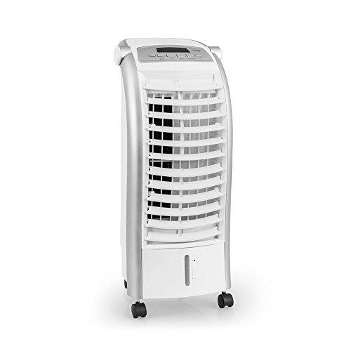 TROTEC PAE 25 Aircooler 3-in-1 Luftkühler Ventilator Lufterfrischer (4 Gebläsestufen, Nacht-Modus, Timer,...