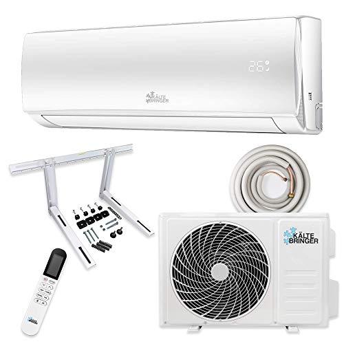 Kältebringer Split Klimaanlage Klimagerät Inverter 12000BTU Klima R32 3,4kW WLAN...