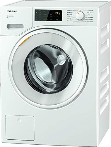 Miele WSD 123 WCS Frontlader Waschmaschine / 8 kg Schontrommel / Glättfunktion - Vorbügeln / Kapseldosierung...