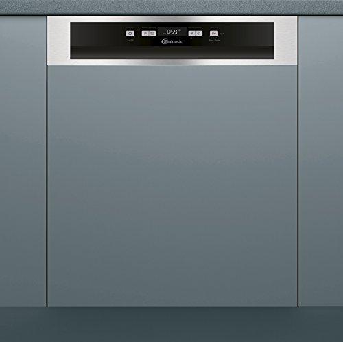Bauknecht BBC 3C26 X Geschirrspüler teilintegrierbar, A++, 60 cm, 265 kWh/Jahr, 14 MGD, Startzeitvorwahl,...