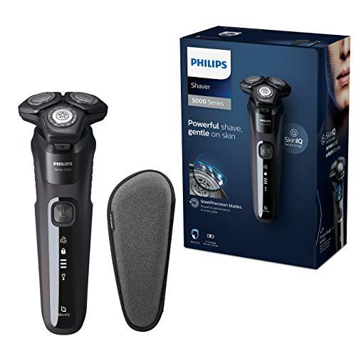Philips Rasierer Series 5000 Elektrischer Nass- und Trockenrasierer für Herren (Modell S5588/30)