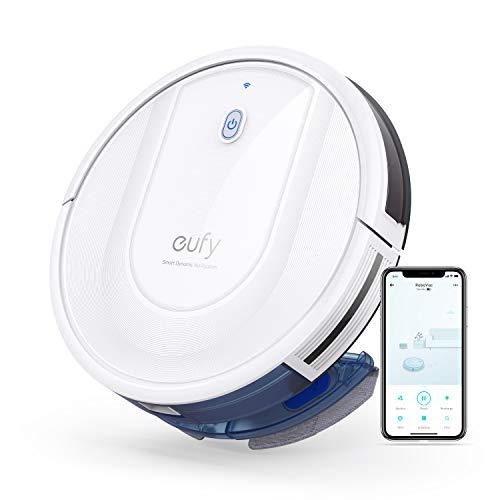 eufy RoboVac G10 Hybrid Saugroboter mit Wischfunktion, 2-in-1 Roboterstaubsauger mit Smart Dynamic Navigation,...