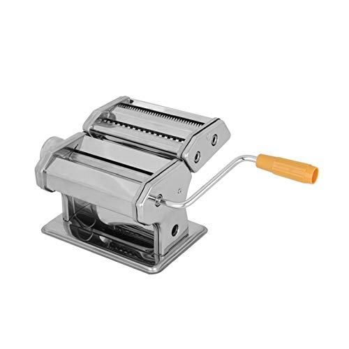Queiting Nudelmaschine 3 In 1 Edelstahl Nudelmaschine Breite Nudeln Manuelle Nudelmaschine Professionelle...