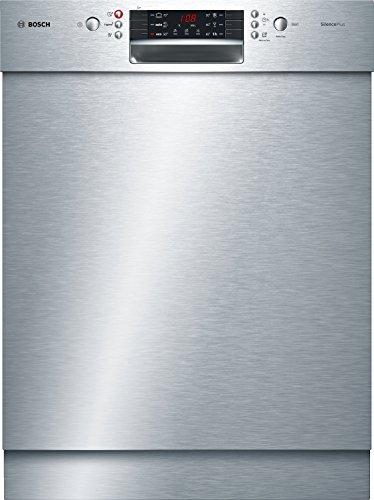 Bosch SMU46CS01E Serie 4 Unterbau-Geschirrspüler / A+++ / 60 cm / Edelstahl / 234 kWh/Jahr / 13 MGD /...