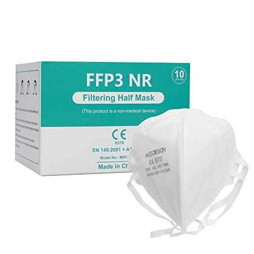 Mezorrison FFP3 Maske Atemschutzmasken, Einwegmaske in 149: 2001 + A1: 2009,...