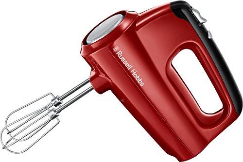 Russell Hobbs Handmixer Desire, 5 Geschwindigkeitsstufen plus Turbofunktion, spülmaschinengeeignete 2...