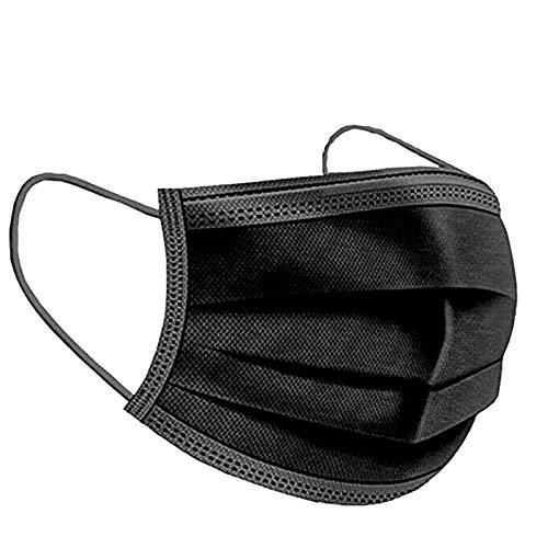 iCOOLIO Mund und nasenschutz, Masken mundschutz, mundschutz maske, einwegmasken, Mund nasen schutzmaske,...