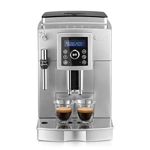 De'Longhi ECAM 23.420.SB Kaffeevollautomat mit Milchaufschäumdüse für Cappuccino, Espresso Direktwahltaste...