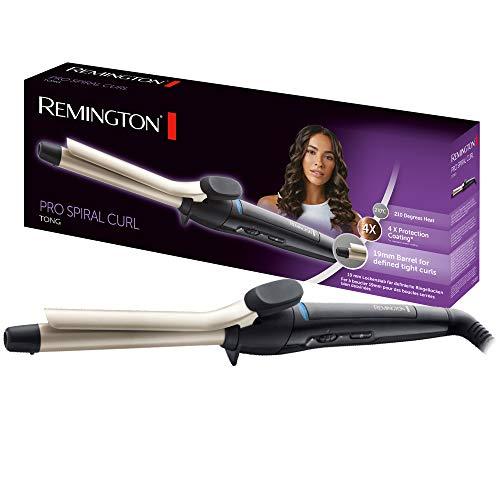 Remington Lockenstab Pro Spiral Curl CI5319, 19 mm für definierte Ringellocken, antistatische...