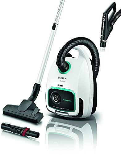 Bosch Staubsauger mit Beutel ProHygienic Serie 6 BGL6LHYG, Bodenstaubsauger, ideal für Allergiker,...