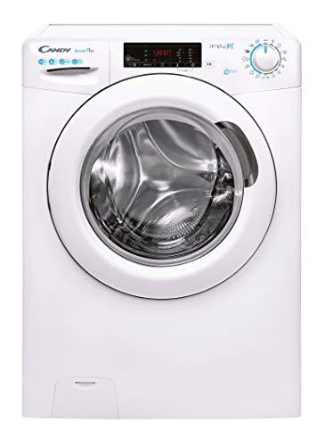 Candy CSO 14105T3 -S Waschmaschine / 10 kg / 1400 U/Min/Easy Iron – Dampffunktion/WiFi und Bluetooth