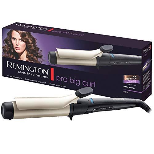 Remington Lockenstab Pro Big Curl CI5338, 38 mm für große Locken, antistatische...