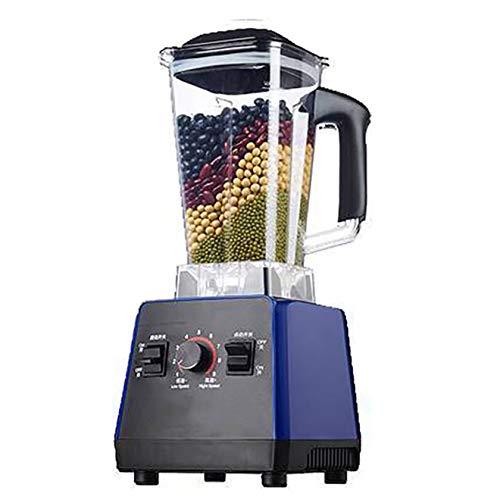 BLLXMX Standmixer Smoothie Maker, Smoothie-Maschine Mit Neun-Geschwindigkeits-Einstellung,...