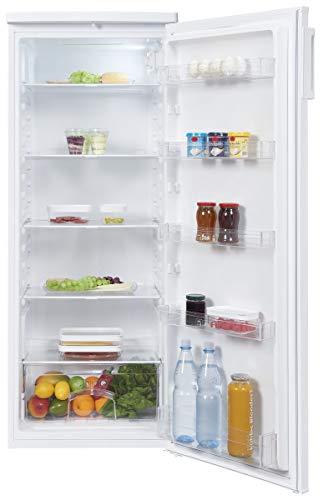 Exquisit Kühlschrank KS325-V-H-040E weiss | Standgerät | 240 l Volumen | Weiß