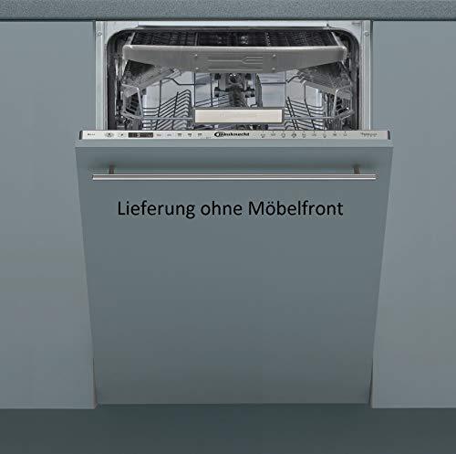 Bauknecht BSIO 3O35 PFE X Vollintegrierter Geschirrspüler /45 cm Breite...