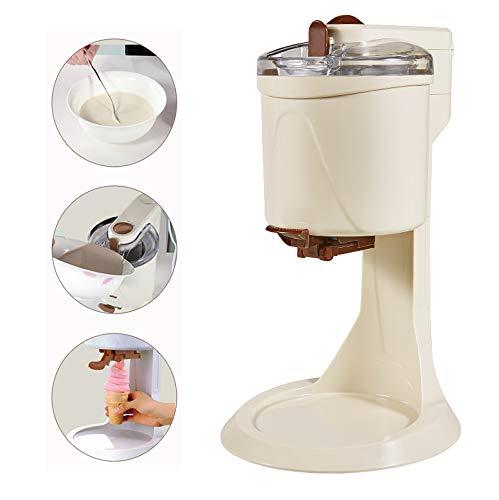 XYUN Eiscreme-Hersteller, Vollautomatische Mini Fruit Softeis-Maschine, gesund, Molkerei frei, einfache One...