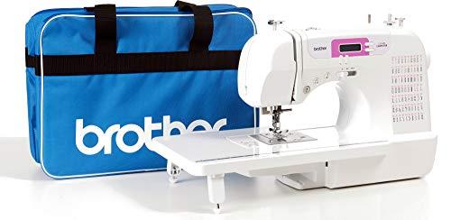 Brother CX70PE (Patchwork Edition) - Elektronische Nähmaschine mit 70 Nähstichen, Automatisches Nähen +...