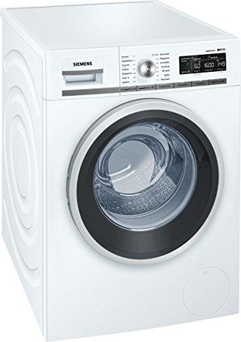 Siemens iQ700 WM16W540 Waschmaschine / 8,00 kg / A+++ / 137 kWh / 1.600 U/min / Schnellwaschprogramm /...