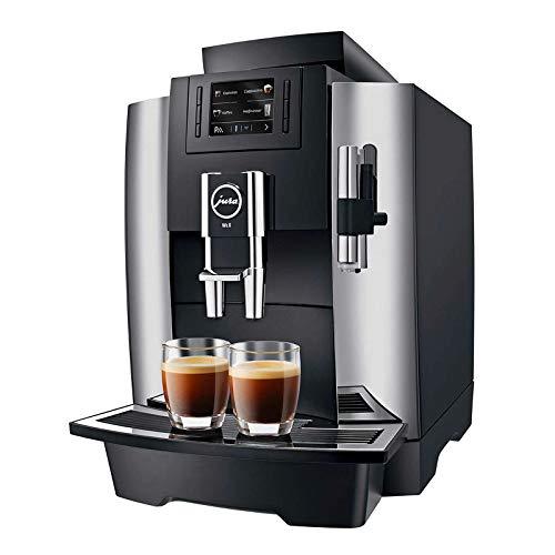 Jura WE8 Kaffeemaschine, 1450 W, Chrom/Schwarz
