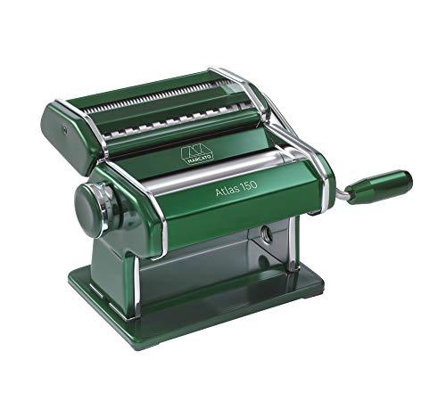 Küchenprofi 801631100 Nudelmaschine Atlas 150 Wellness, grün