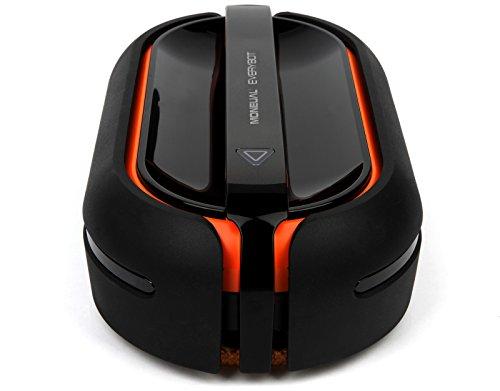 Moneual Everybot RS700 Dual Spin Wischroboter mit Hinderniserkennung - Feucht- und Trockenreinigung,...