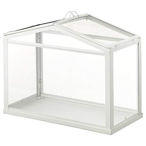 IKEA.. 701.866.03 Socker Gewächshaus, Indoor/Outdoor, weiß