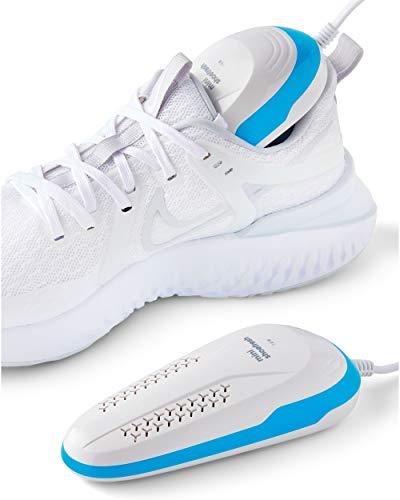 Mini Shoefresh Schuherfrischer & Schuhtrockner Elektrisch | Schuhdesinfektion/Schuhe desinfizieren |...