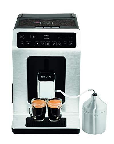 Krups EA891D Evidence Kaffeevollautomat   Barista Quattro Force Technologie   12 Kaffee-Variationen + 3...