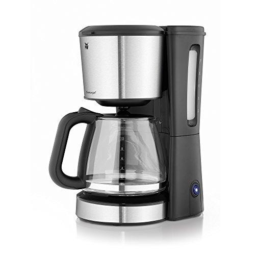 WMF BUENO Filterkaffeemaschine Glas, 10 Tassen, Kaffeemaschine mit Aromaglaskanne, Tropfstopp,...