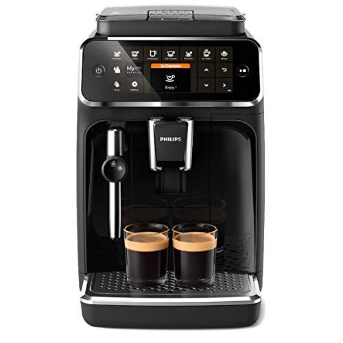 Philips 4300 Serie EP4321/50 Kaffeevollautomat, 5 Kaffeespezialitäten (Panarello)...