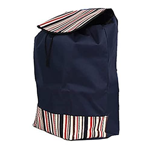 WYZXR Einkaufswagentasche/Einkaufswagen Ersatztasche mit Seitentaschen Ersatztasche für Trolley,Oxford Tuch...
