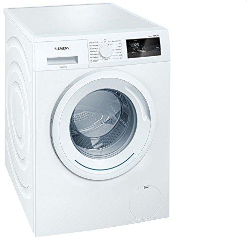 Siemens iQ300 WM14N060 Waschmaschine / 6,00 kg / A+++ / 137 kWh / 1.400 U/min / Schnellwaschprogramm /...