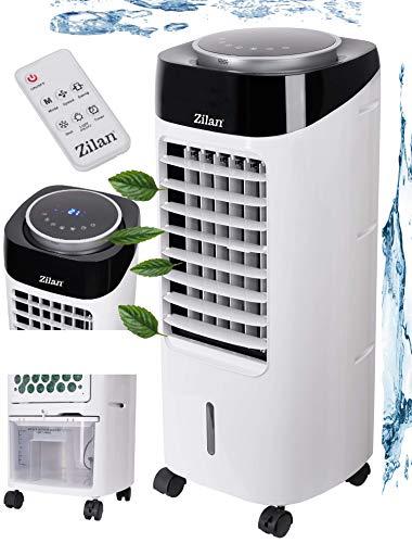 3in1 Air Cooler | 7 Liter Kapazität | Mobile Klimaanlage | 3 Geschwindigkeitsstufen | Klimagerät |...