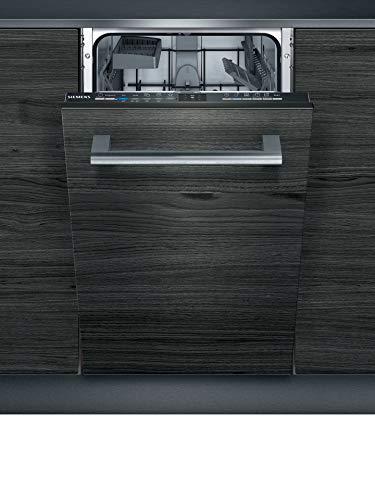Siemens SR61IX05KE iQ100 Vollintegrierter Geschirrspüler / F / 78 kWh / 9 MGD / Smart Home kompatibel via...