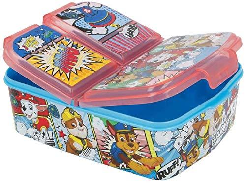 Paw Patrol Kinder Brotdose, Lunchbox, Sandwichbox, Bentodose: Eiskönigin 2 Anna Elsa Frozen PJ Masks,...
