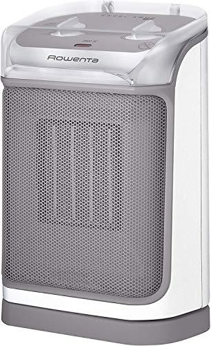 Rowenta SO9280 Excel Aqua Safe Keramik-Heizlüfter, Zwei Leistungsstufen, Elektro-Heizung, Badezimmer,...