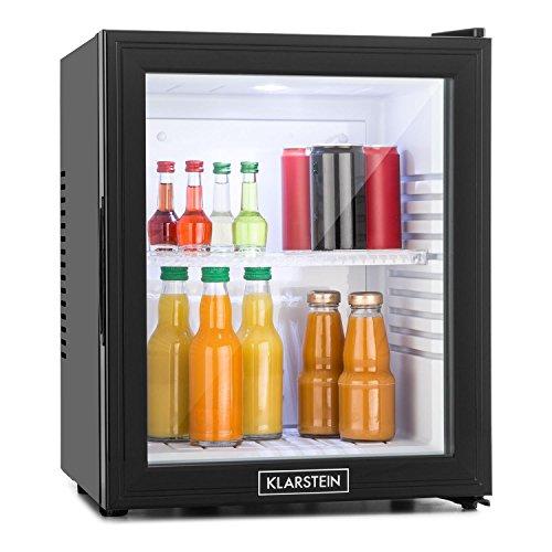 Klarstein MKS-13 - Minibar, Mini-Kühlschrank, Getränkekühlschrank, 32 Liter, geringer Energieverbrauch,...