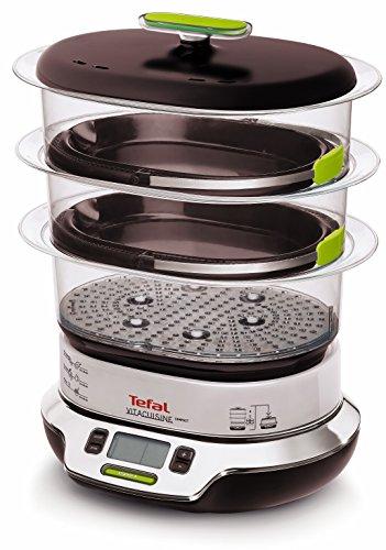 Tefal VS4003 Dampfgarer VitaCuisine Compact 1800 W