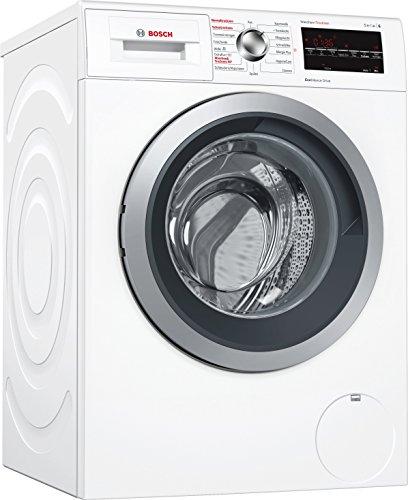 Bosch WVG30443 Serie 6 Waschtrockner / A / 952 kWh/Jahr / 7/4 kg / 1500 UpM / Weiß mit Glastür / EcoSilence...