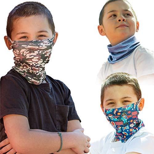 ALB Stoffe® ProtectMe - KIDS Loops Mix HERO, permanent antimikrobiell, 100% Made in Germany, Ökotex®...