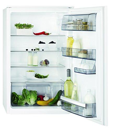 AEG SKB58821AS Kühlschrank / Kühlschrank ohne Gefrierfach / 142 l Kühlraum / kleiner Einbaukühlschrank mit...