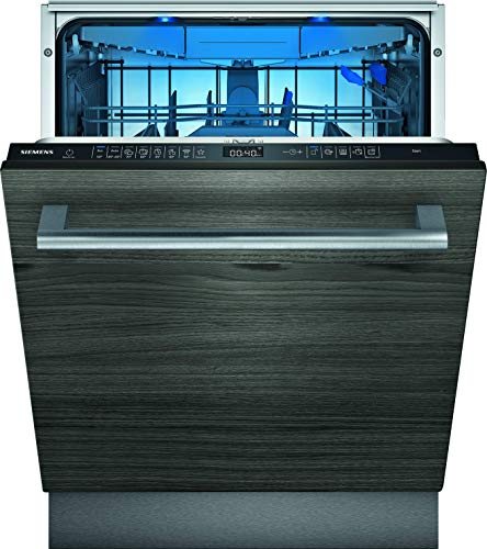 Siemens SN65ZX49CE iQ500 Vollintegrierter Geschirrspüler / A+++ / 237 kWh/Jahr / 2660 L/Jahr / Zeolith...
