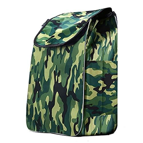 WYZXR Einkaufswagentasche,Einkaufswagen Ersatztasche,wasserdichte Faltbare Einkaufstasche Oxford Stoff...