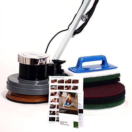 Spezialset mit Floorboy XL 300 Tellermaschine,4 Superpads, Handpadhalter mit 3 Handpads, Anleitungen und...