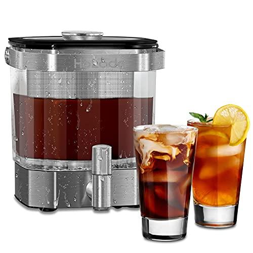 Filterkaffeemaschinen, Kaffeemaschine für Filterkaffee, HOZODO Kaffeepressen mit Ultrafeiner Mehrwegfilter,...